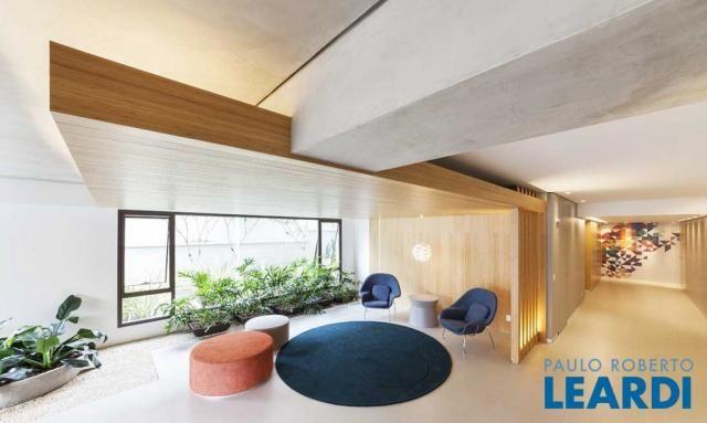 Apartamento à venda com 1 dormitórios em Pinheiros, São paulo cod:603776