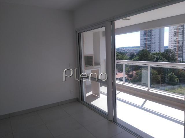 Apartamento à venda com 3 dormitórios em Taquaral, Campinas cod:AP005418 - Foto 4