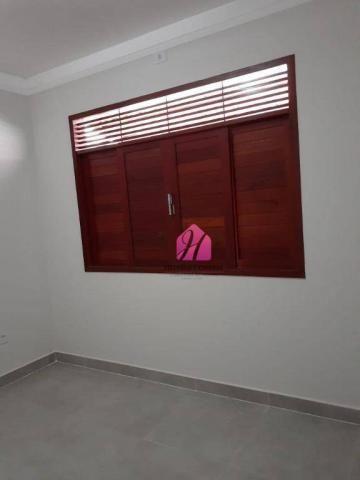 Casa com 3 dormitórios à venda, 134 m² por R$ 250.000,00 - Emaús - Parnamirim/RN - Foto 9