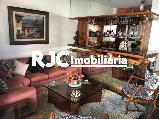 Apartamento à venda com 3 dormitórios em Tijuca, Rio de janeiro cod:MBAP32767 - Foto 4
