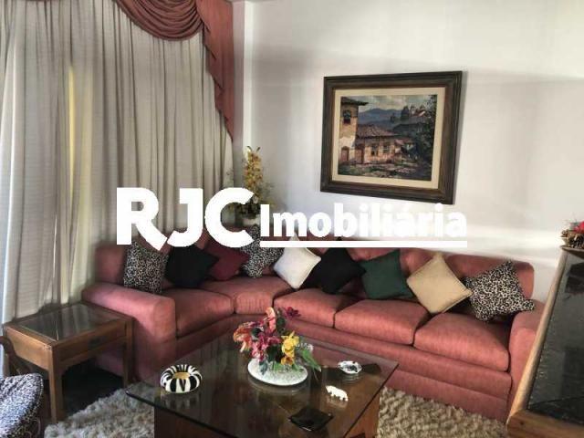 Apartamento à venda com 3 dormitórios em Tijuca, Rio de janeiro cod:MBAP32767 - Foto 8