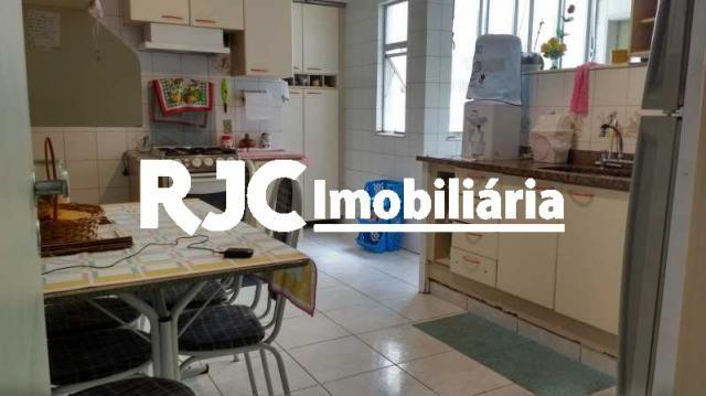 Apartamento à venda com 3 dormitórios em Vila isabel, Rio de janeiro cod:MBAP31371 - Foto 19