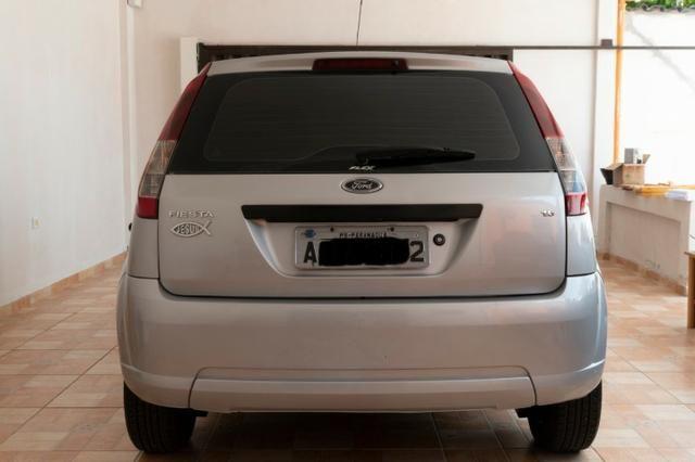 Ford Fiesta 4 portas FLEX ano 2008/2009 - Foto 2