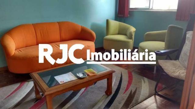 Apartamento à venda com 3 dormitórios em Vila isabel, Rio de janeiro cod:MBAP31371 - Foto 7