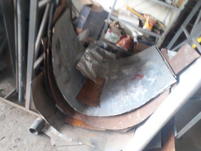 Chapas de Aço Galvanizadas - Foto 4