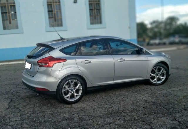 Ford Focus 1.6 SE Plus 2016 - Excelente estado - Foto 3