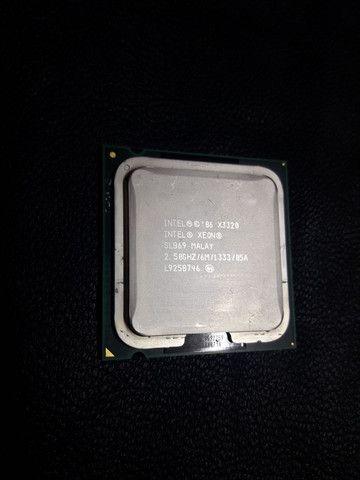 Processador - CPU intel xeon x3320 - Foto 2