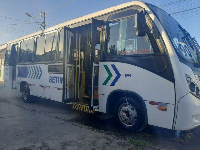 Micro ônibus 2014 ideal para fretamento escolar ou alternativo - Foto 4