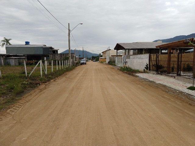 Terreno pronto para construir, Rua sendo calçada!!! Morretes Itapema - Foto 3