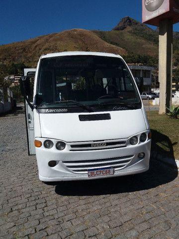 Micro ônibus Iveco - Foto 5