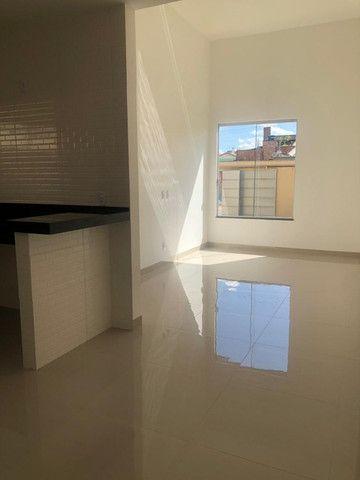 Casa 3/4 com Suite toda no Porcelanato - Res. Itaipu - Goiânia - Foto 3