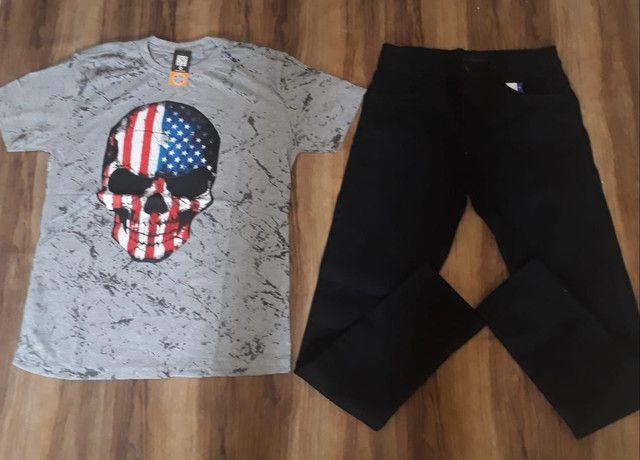 Camisas masculinas $40,00// calças masculinas $69,00 - Foto 4