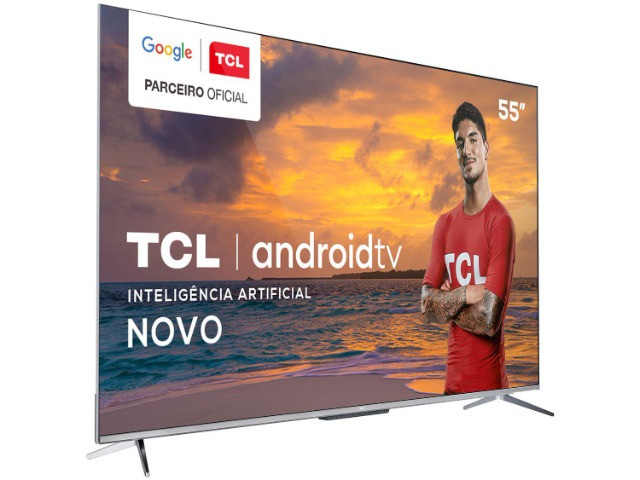 Smart TV 4K 55? TCL - Android Tv - Foto 2