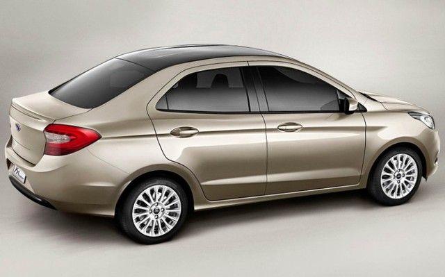 (larissa)Adquira Seu Novo Ford Ka Completo 2015 Sem Juros Abusivos! - Foto 3