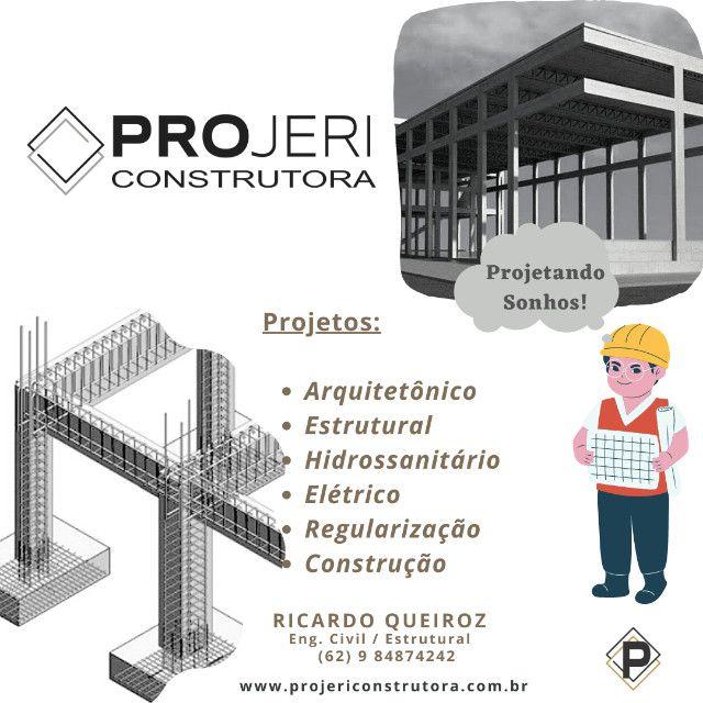 Projeto Arquitetônico, Estrutural, Construção e Reforma - Foto 3