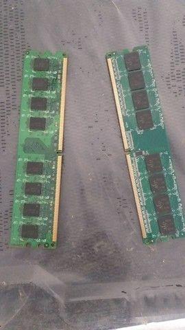 Memória RAM ddr 2 - Foto 2
