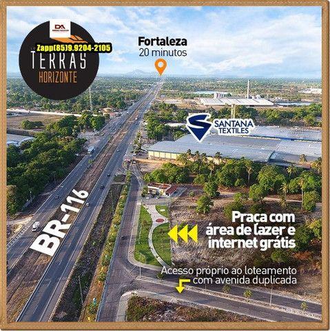 Loteamento Terras Horizonte -Ligue e agende sua visita!!! - Foto 7