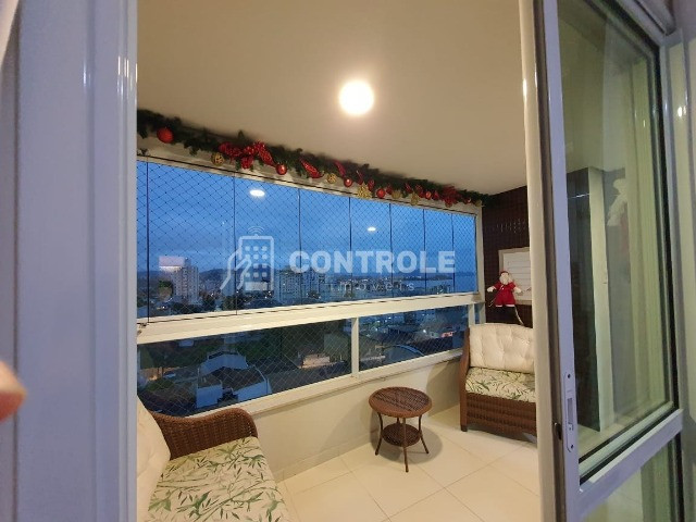 (R.O)Oportunidade ! Apartamento 3 dormitórios c/ Vista para o mar  em Barreiros- São José - Foto 4