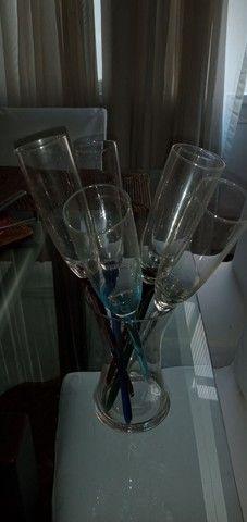 Taças para champagne