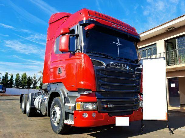 Vendo Caminhão Scania R 480, 6x2 - Foto 3