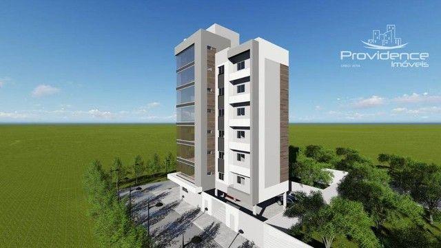 Apartamento com 3 dormitórios à venda, 130 m² por R$ 600.000,00 - Jardim La Salle - Toledo