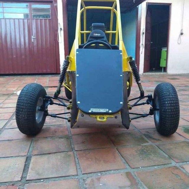 Kart Cross / Gaiola motor Honda 2008 - Foto 4