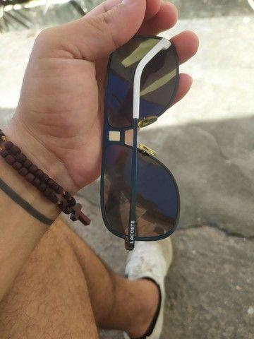 Óculos Lacost Original Seminovo