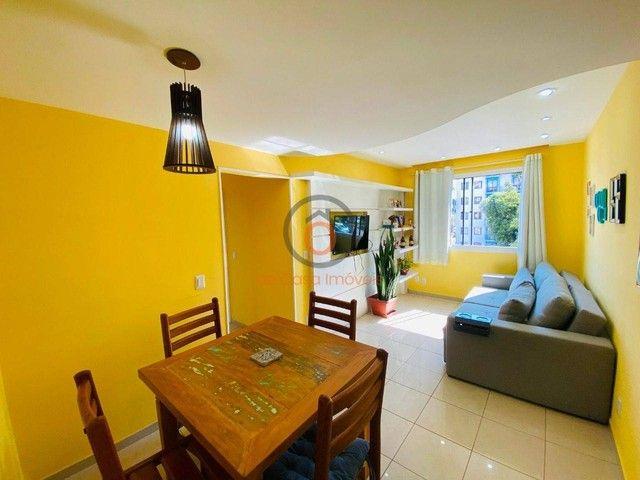 Apartamento para venda possui 63 metros quadrados com 2 quartos - Bairro Santa Branca - Foto 2