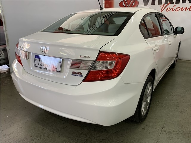 Honda Civic 2014 2.0 lxr 16v flex 4p automático - Foto 9