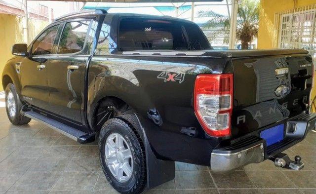 Ford Ranger limited 3.2 20v 4X4 CD Aut. Dies. - Foto 11