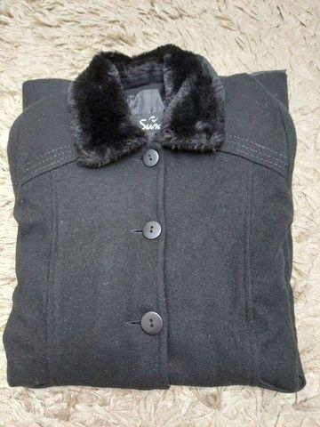 Casaco pura lã feminino  - Foto 2