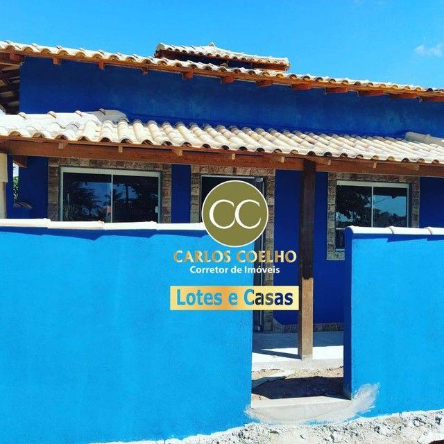 J* 564* Linda Casa no Condomínio Vivamar em Unamar - Rj