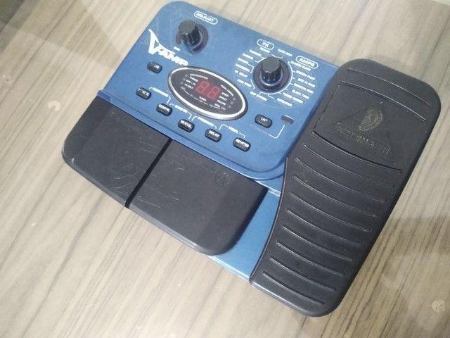 Pedaleira X V amp ( Leia o anúncio ) - Foto 2