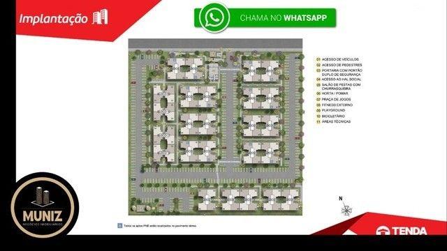 CK Venha para Residencial Parque Recife em Paratibe 1/2 qtos, preço especial de lançamento - Foto 8