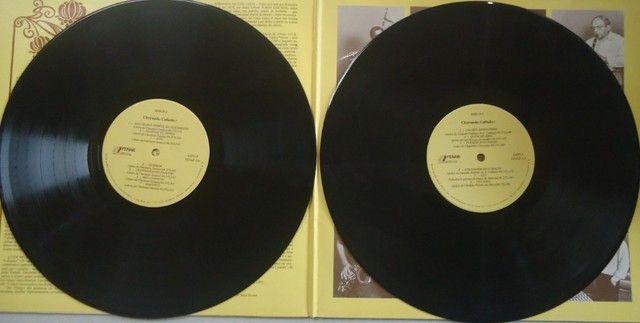 Lp O Malho 1991 Chorando Callado 2 Vinil Duplo Fenab Bmg - Foto 3