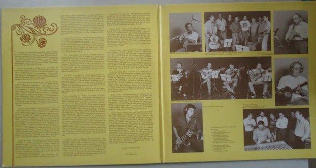 Lp O Malho 1991 Chorando Callado 2 Vinil Duplo Fenab Bmg - Foto 4