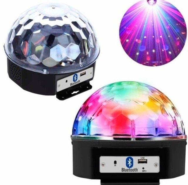 Globo de luz bola maluca