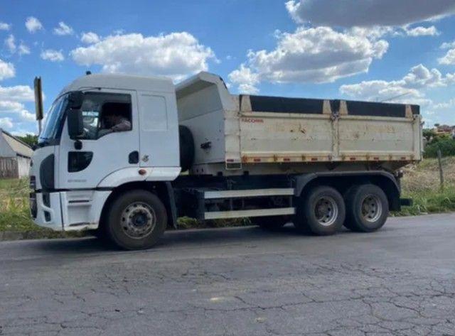 caminhão ford cargo caçamba 2429 (parcela+entrada)