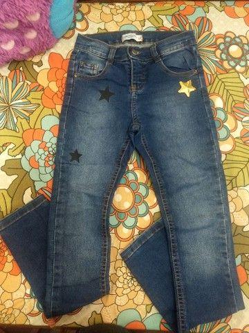 Calça jeans Palomino Tam 10 Nova