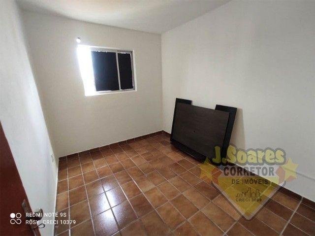 Cidade Universitária, 2 quartos, 58m², Água inclusa, R$ 700, Aluguel, Apartamento, João Pe - Foto 9