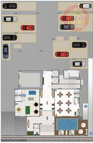 Apartamento com 2 dormitórios à venda, 68 m² por R$ 314.600 - Vila Guilhermina - Praia Gra - Foto 6