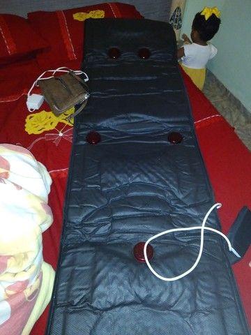 Vendo colchonete massageador - Foto 3