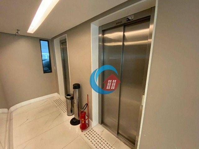 Sala para alugar, 45 m² por R$ 2.300,00/mês - Casa Forte - Recife/PE - Foto 2