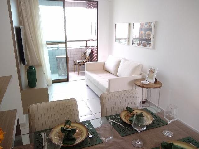 EA-Lindo apartamento no Aflitos! 1 quartos, 31m² | (Edf. Park Home) - Pra vender rápido - Foto 13