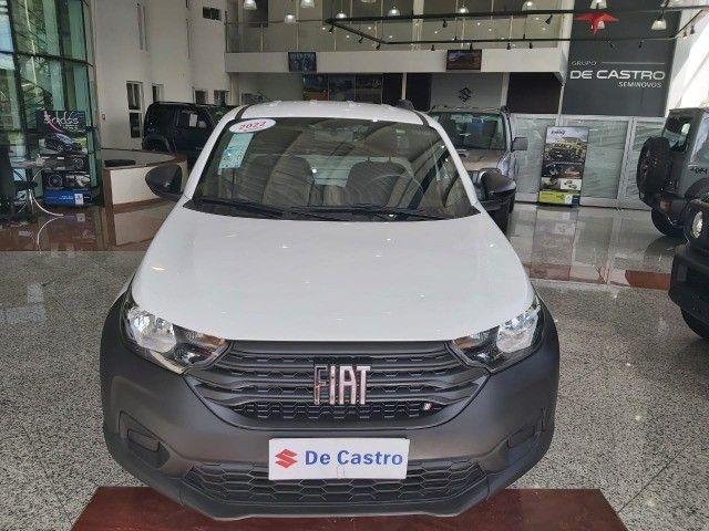 Fiat Strada 1.4 Cabine S Endurance 2022 - Foto 2