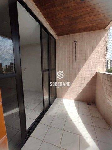 Apartamento com 3 dormitórios para alugar, 126 m² por R$ 3.000,00/mês - Manaíra - João Pes - Foto 2