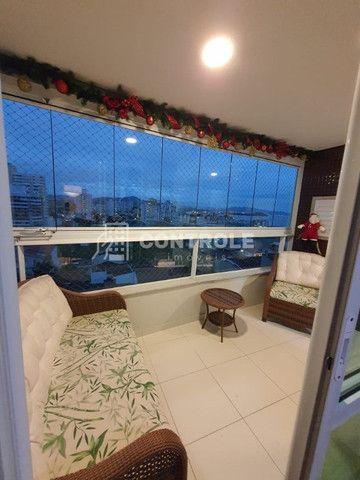 (R.O)Oportunidade ! Apartamento 3 dormitórios c/ Vista para o mar  em Barreiros- São José - Foto 2