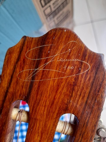 Vende-se violão giannini 1900 série estudo