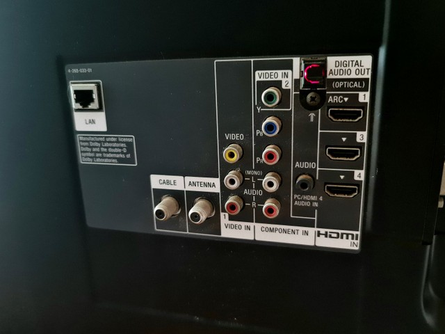 "Sony Bravia 3D 55"" - KDL55EX725 - Foto 4"