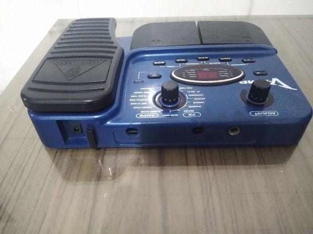 Pedaleira X V amp ( Leia o anúncio ) - Foto 4